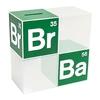 Tirelire Breaking Bad logo BR BA OFFICIELLE Serre livre breaking bad money bank