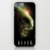 Coque Alien Xenomorph light pour Iphone 6/6s plus