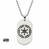 Pendentif Star Wars symbole de l'Empire