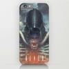 Coque Alien Xenomorphe Blood pour Iphone 6/6s plus