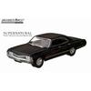 Voiture Chevrolet Impala Sport Sedan de 1967 vue dans Supernatural