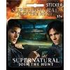 Autocollant officiel Supernatural sous blister