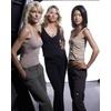 Photo officielle Battlestar Galactica de trois cylons 20x25cm