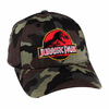 Casquette Jurassic park camouflage