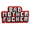 Ecusson Pulp fiction modèle Bad Mother fucker