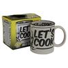 Tasse céramique Let's Cook dérivée de la série Breaking Bad