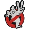 Ecusson Ghostbusters logo no ghost SOS fantomes 2