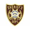 Ecusson the Walking Dead Sheriff du King County de Rick Grimes