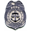 Ecusson the Walking Dead Police d'Alexandria de Rick Grimes