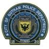 Ecusson police de Gotham vu dans Batman the Dark Knight