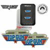 Boutons de manchettes officielles Top gun