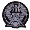 Ecusson du SGC promethée  vu dans Stargate SG1