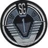 Ecusson de l'equipe SG1  vu dans Stargate dans les premières saisons