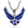 Pendentif symbole de L'US Air Force comme vu dans Stargate SG1
