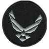 Ecusson de l'USAF US Air Force comme vu sur les equipes de Stargate SG1