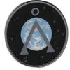 Stargate SG1 Ecusson symbole terre de l'equipe SG1