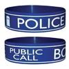 Bracelet Doctor Who modèle tardis police box