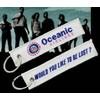 Porte cles Lost de la compagnie aérienne Oceanic Airlines
