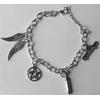 Bracelet de protection symboles série Supernatural