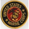 Ecusson des Marines corps vu dans NCIS