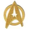 Ecusson Star Trek insigne sous officier