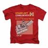 Tee Shirt Star Trek officiel Starfleet communicator