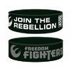 Bracelet Star Wars officiel  forces rebelles en silicone