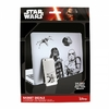 Lot de 17 autocollants officiels Star Wars pour smartphone