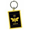 Porte cles Breaking bad golden moth en pvc