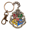 Porte cle officiel Harry potter blason de Poudlard