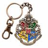 Porte cle officiel Harry potter blason de Poudlard