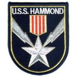 ecusson-equipage-uss-hammond