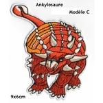 ecusson-dinosaure-ankylosaure