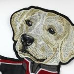 ecusson-chien-uniforme