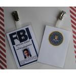 badge-fbi-fox-mulder-serie-x-files