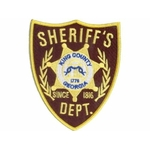 ecusson-sheriff-king-county-the-walking-dead