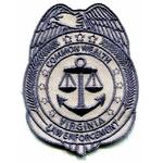 ecusson-police-alexandria-walking-dead