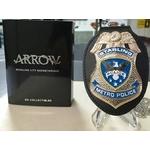 boite-replique-badge-police-starling-city