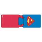 porte-cartes-superman-detail