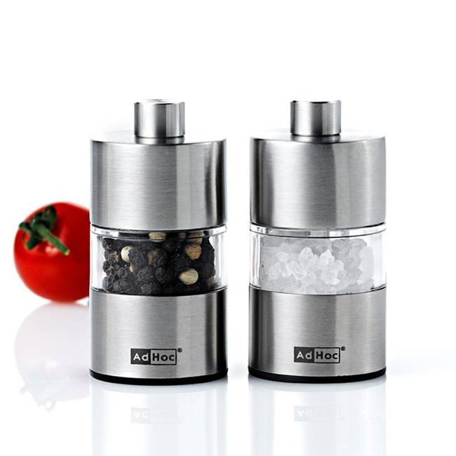 Ensemble de mini moulins sel et poivre Minimill