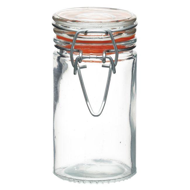 Mini bocal à épices en verre