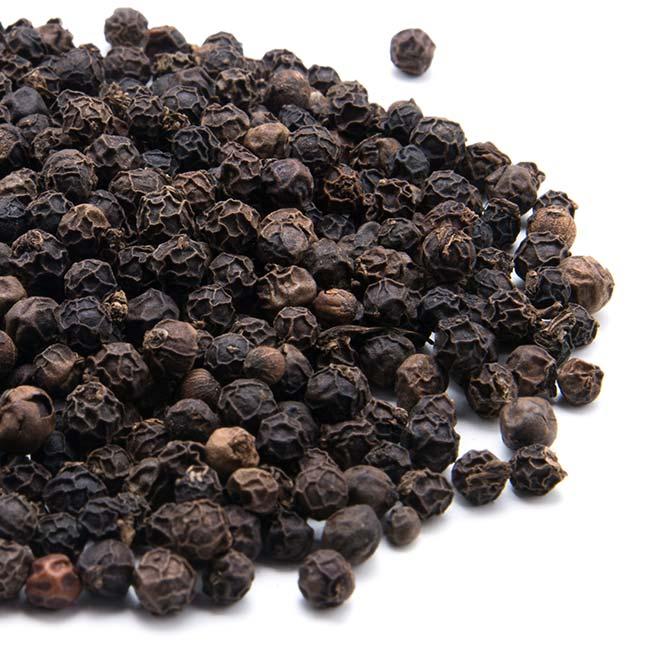 Poivre noir entier - Poivres et condiments - MesÉpices.com