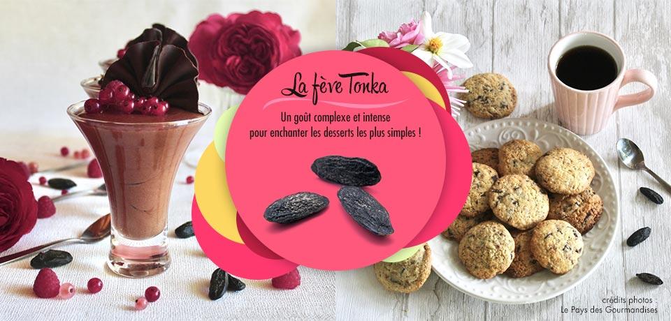 La fève Tonka, des notes de vanille, d'amandes amères et de tabac pour des desserts exquis !