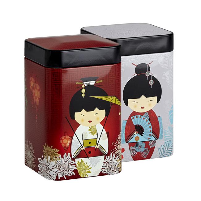 Boîte à thé Little Geisha - 100 g
