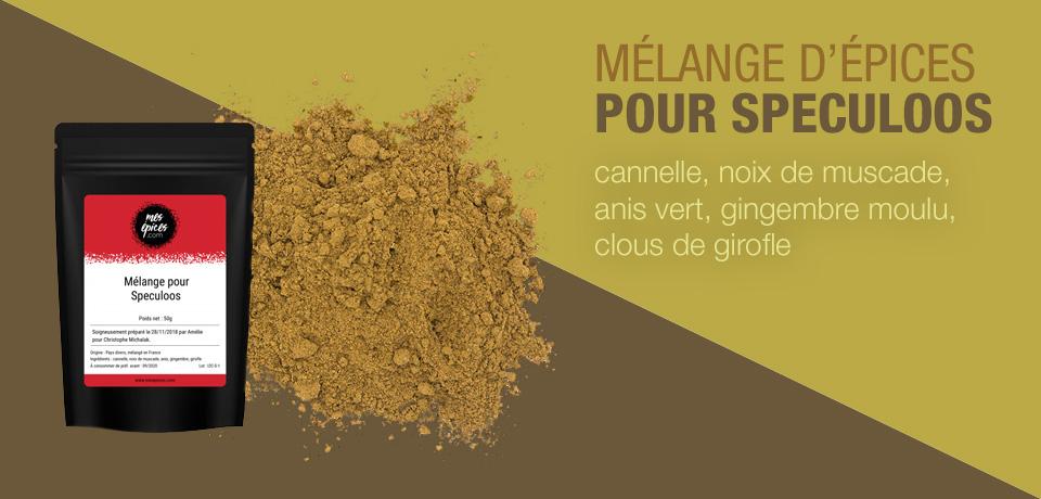 Un mélange dédié principalement à la préparation du fameux biscuit belge, mais pas que !
