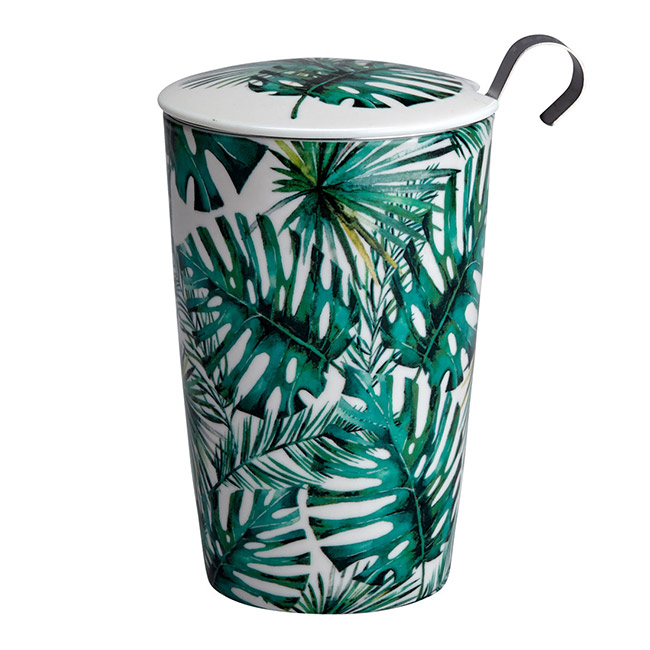 mug-tisaniere-jungle-motif-feuillage-tropical-eigenart-35cl