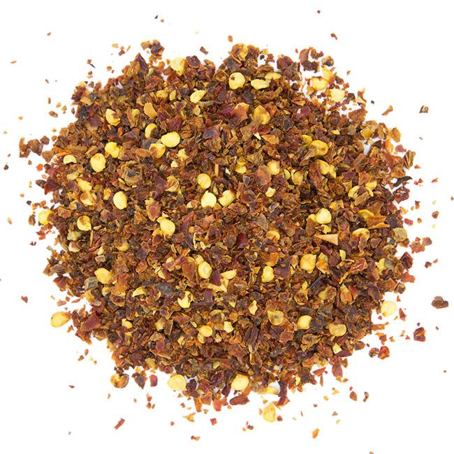 Piment Jalapeno rouge en flocons