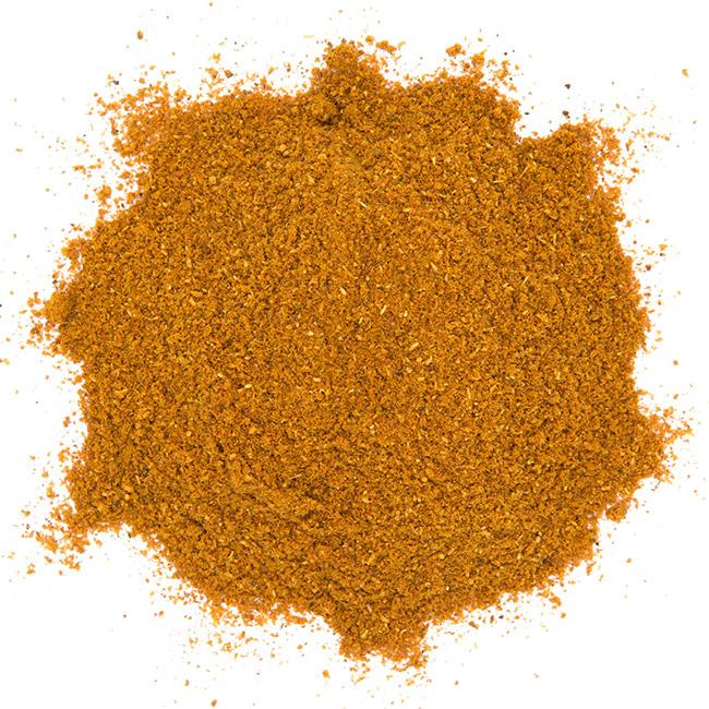 Curry pour poisson - Fish masala