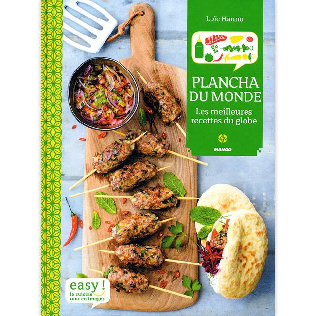 Easy Plancha du Monde - Les meilleures recettes du globe