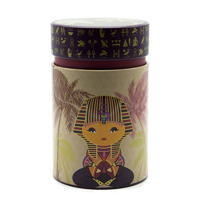Boîte à thé Little Egypt Lilas - 150 g